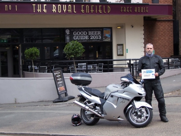 The Royal Enfield Pub, Redditch