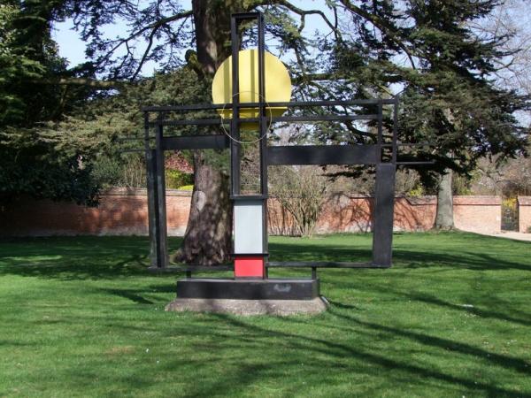 Crucifixion Sculpture in Winchester