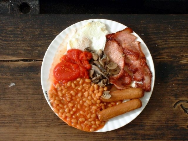 A Dinkys Dinah Breakfast