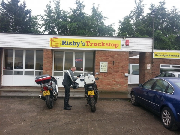 Risby's Cafe