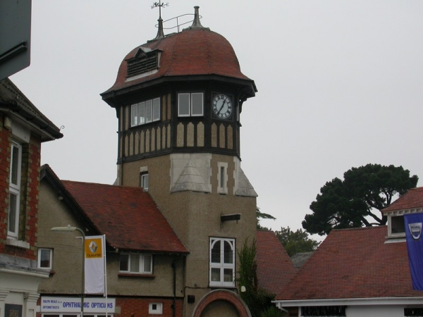 Warsash Clock Tower