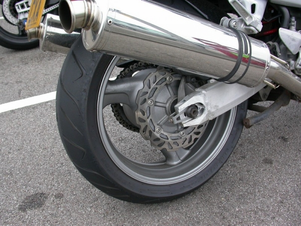 Look, no puncture this time!