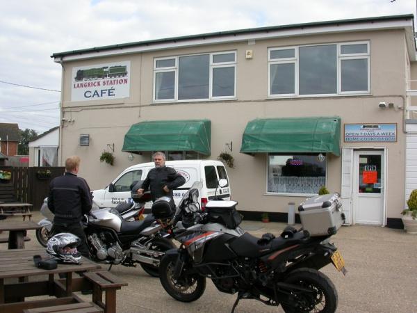 Langrick Station Cafe