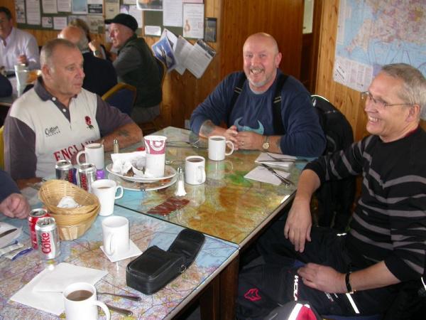 Shobdon Airfield Cafe