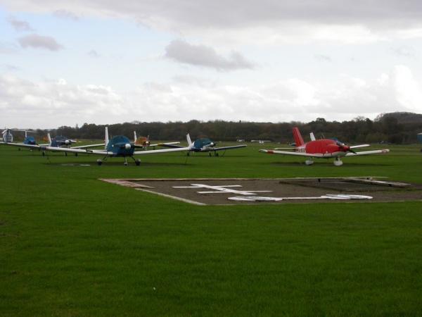 Sobdon Airfield