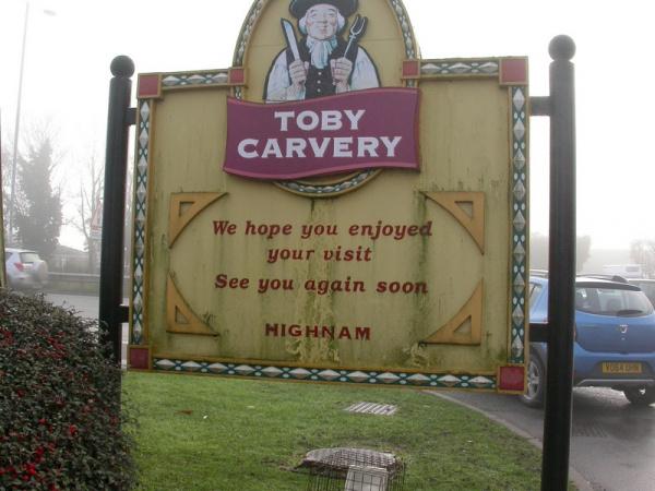 Toby Carvery Highnam