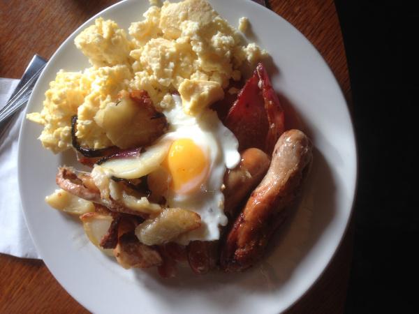 Toby Carvery Breakfast