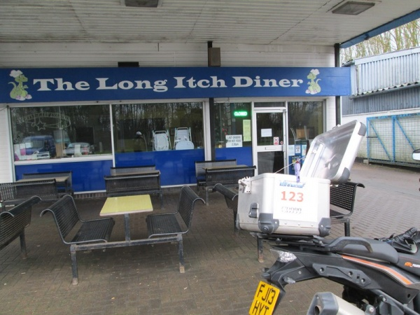 The Long Itch Diner