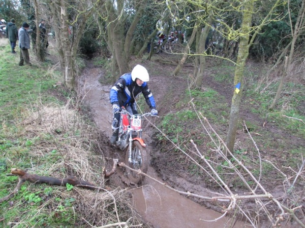 Leamington Victory Motorcycle Club – Boxing Day Trial 2014
