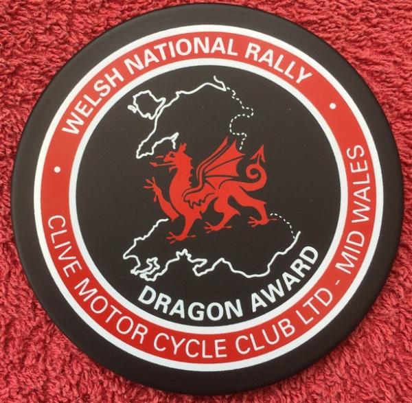 Dragon Reward Coaster