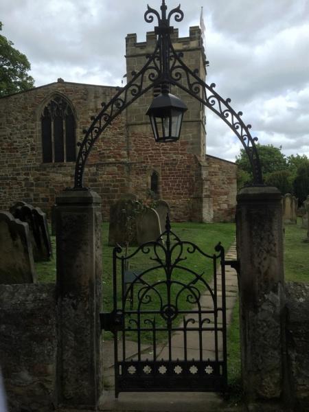 Croft on Tees Church