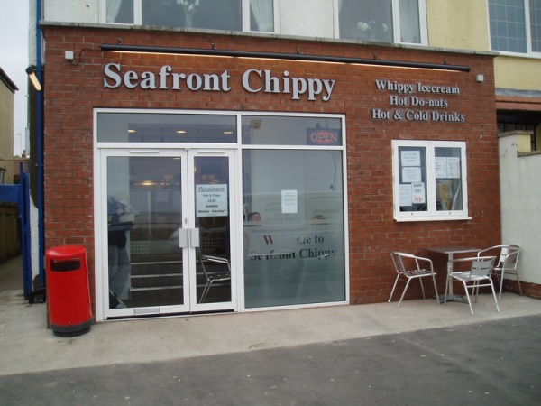 The Seafront Chippy, Hornsea