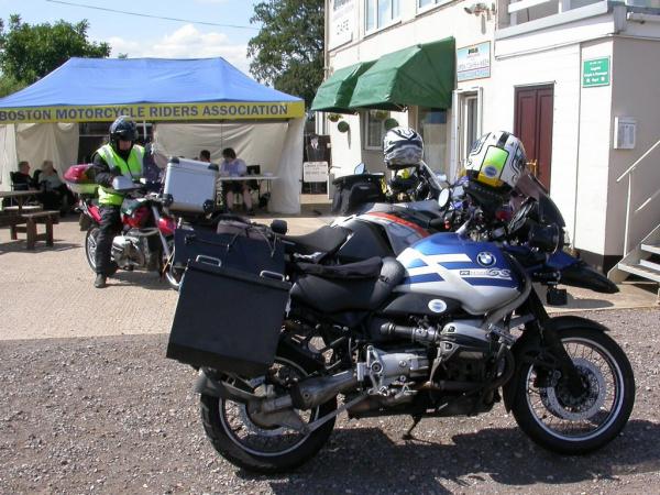 Old Station Cafe at Langrick