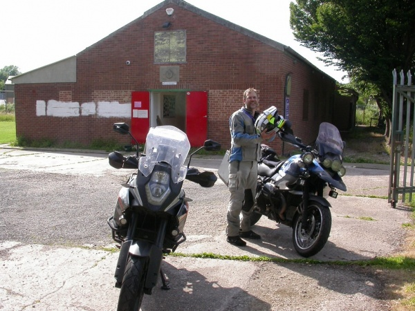 National Road Rally 2015 Check Point