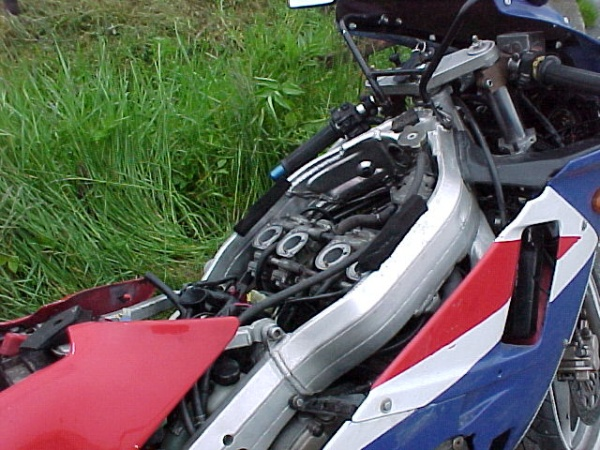 Andy's CBR400
