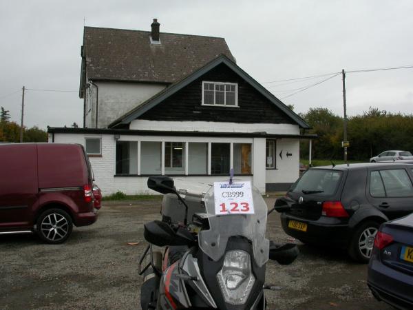 Silver Ball Cafe, Royston