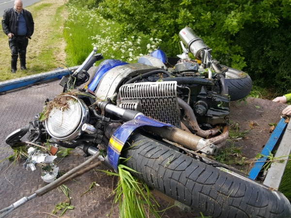 Windsor's Honda X11