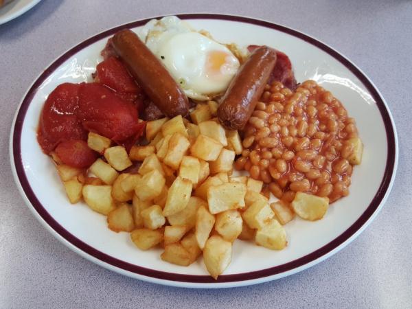 Tattie Breakfast