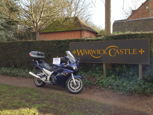 Warwick Castle