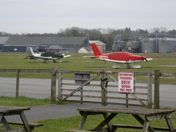 Shobdon Airfield