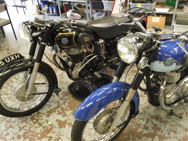 AJS & Matchless Owners Club