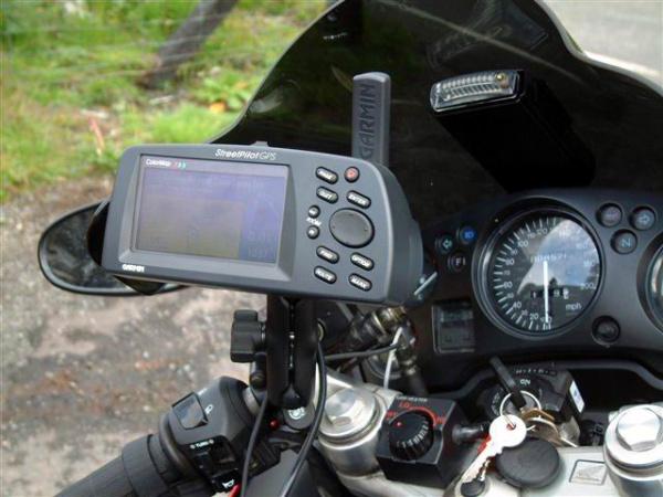 Streetpilot GPS