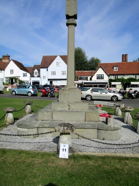 Finchfield Memorial