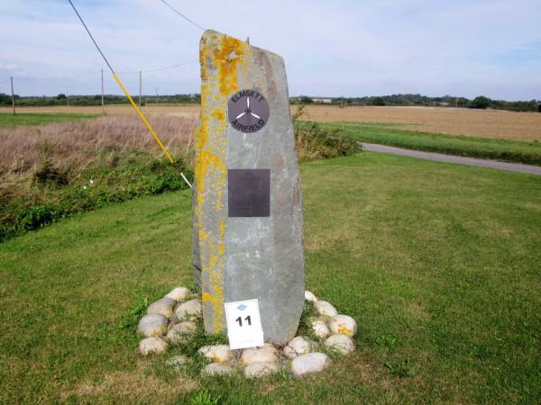 Elmsett Airfield Memorial