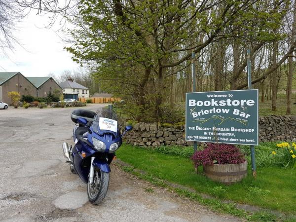 Bookstore Brierlow Bar