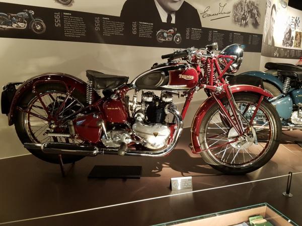 Speed Twin 1937