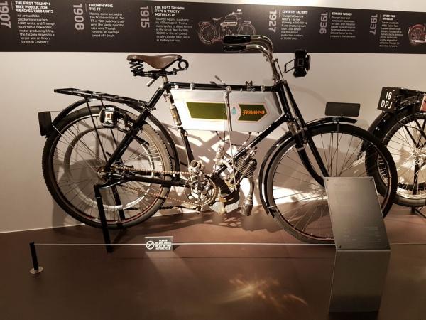 Triumph No.1 1902