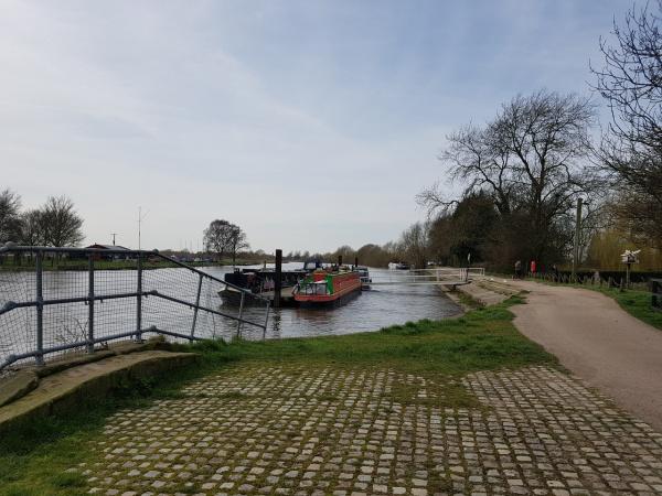 The Trent Lock