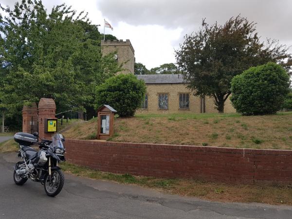 St Nicholas Church - Searby Cum Owmby