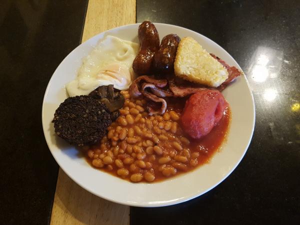Bouverie Big Breakfast